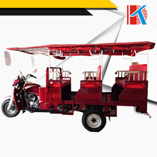 Contemporary style wholesale 12V9A Battery 3 wheel passenger motorcycle