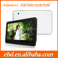 10 inch Android sky tablet pc Android 4.4 KitKat OS Allwinner A31S Quad Core Tablet PC
