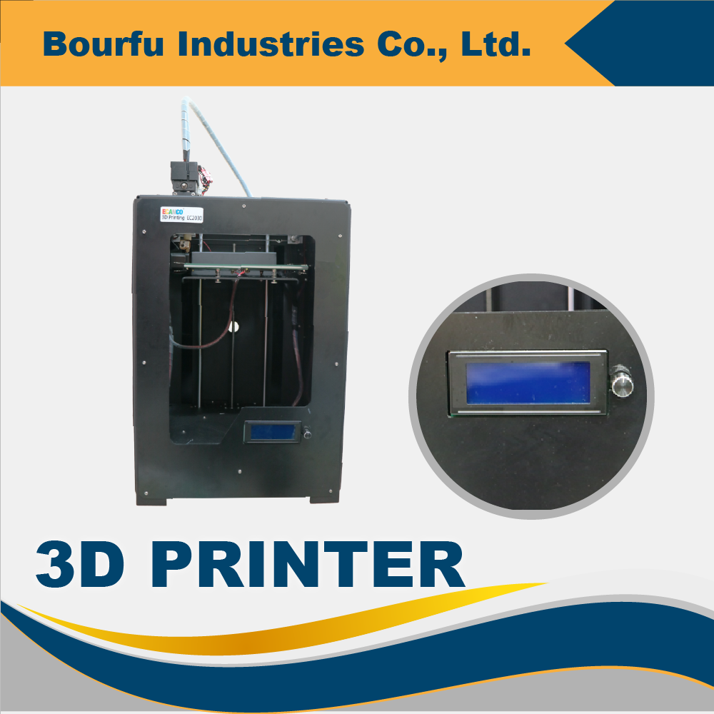 Taiwan Manufacturer Industrial 3D Printer for Printing
