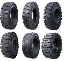 10.00-20 forklift solid tire used for counterbalanced lift truck or other industrial vehicles