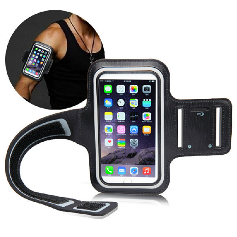 Wholesale Armband Case for iPhone 7 Waterproof Sport Phone Case Armband with Key Holder
