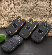 Android active dual sim 3g waterproof rugged cell phone