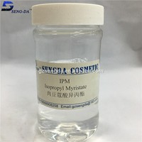 Cosmetic Grade 99%min Isopropyl Myristate (IPM) with high quality