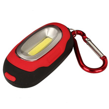 Passerby GY51 super white 2032 magnetic COB led keychain flashlight