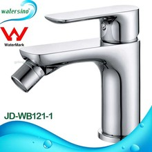 JD-WB121-1 chrome single handle brass bidet faucet for anus cleaning