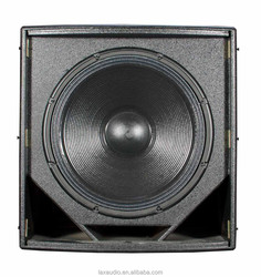 18'inch 900W active bass subwoofer/build-in amplifier/paase inverted