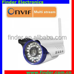 good quality mini wifi wireless 1.0mp ip wireless camera for home security