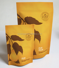 Marley plant seed packaging bag/mini ziplock bag for plant seed/small aluminum foil packing bag