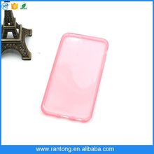 Main product fashionable tpu transparent phone case fast shipping
