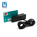 Factory hot sales programmable cheap magnetic card reader