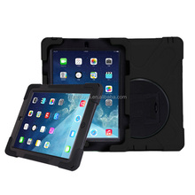 Soft Silicone and Plastic Cover Case For Ipad mini 1 2 3, High Quality Smart Case For Ipad mini1 2 3