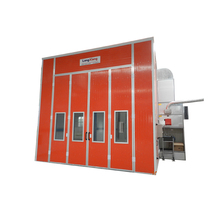 large car spraying drying booth auto painting box LY-90A