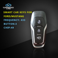 Smart Car Key For Ford Mustang