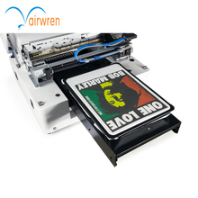 a3 multifunction dtg t-shirt printer used digital flatbed t shirt printer