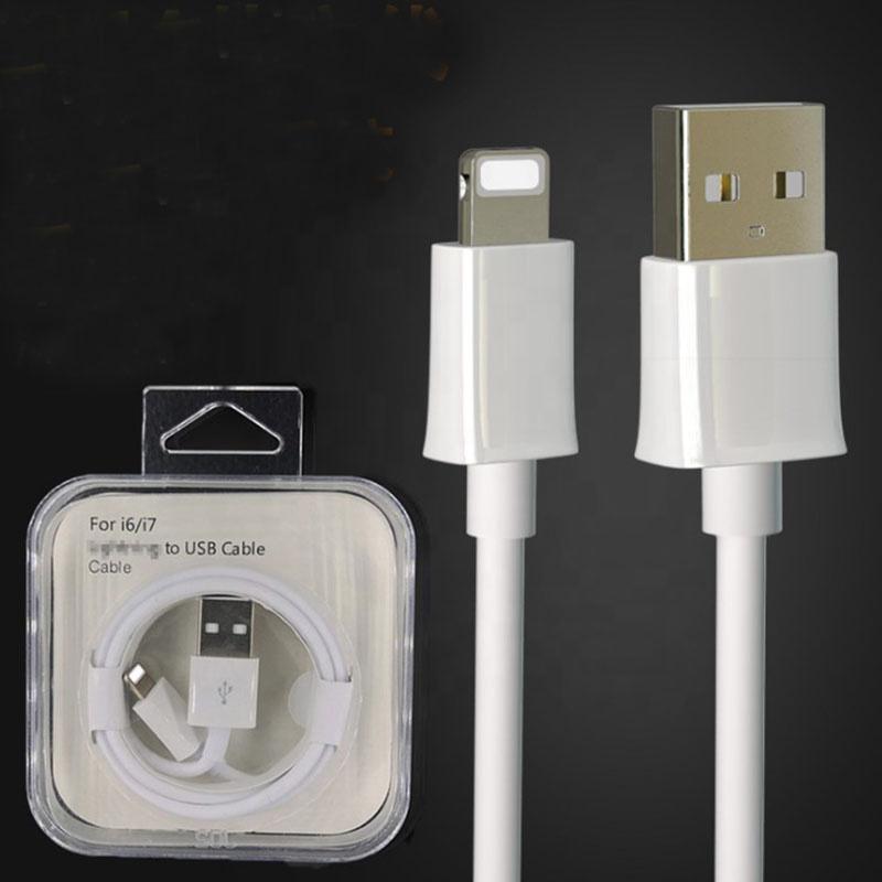2.1A Charge Rapide TPE certifié charge Rapide de ligne de données de vitesse de Charge de téléphone portable usb câble IOS pour iphone 678XS max - ANKUX Tech Co., Ltd