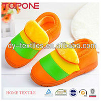 Fashion New design high quality oem 100% cotton all ladies footwear design