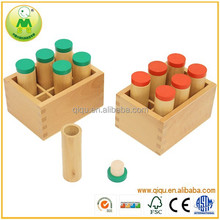 2015 Child Early Learning Sensory Aids Professional Sound Tube Montessori Materials In China