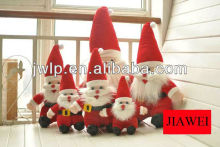Father Christmas plush toys