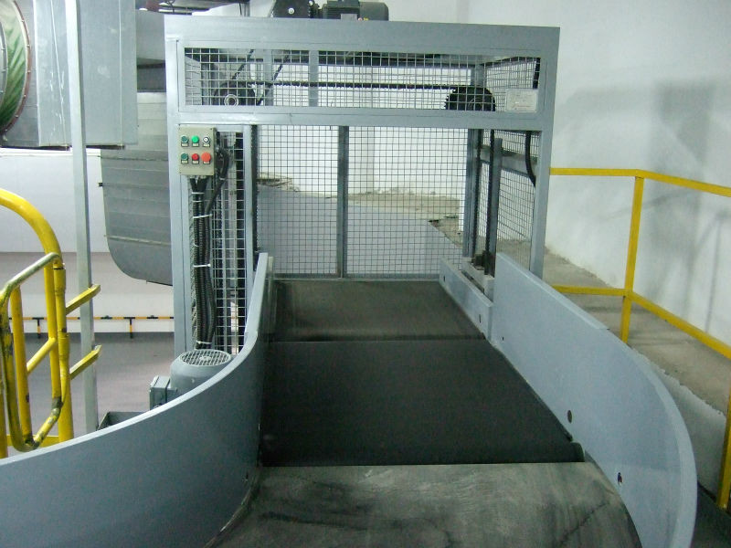 top quality A baggage handling system (BHS) factory Length of conveyor:1200mm-2000mm