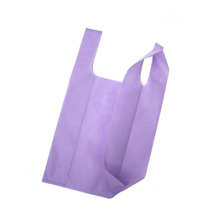 cheap reusable shopping bags wholesale, non woven t-shirt bag manufacturer