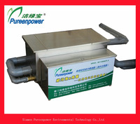Simple Operation Automatic Oil Water Separator P-A 100 for Commercial Kitchens