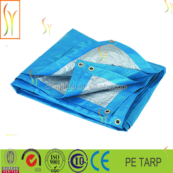 Construction Material Plastic Clear Tarp In Roll from China factory