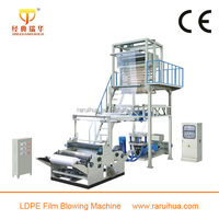 High Speed PE Extruder,Rotary Die LD/HDPE Extruder Film Machine