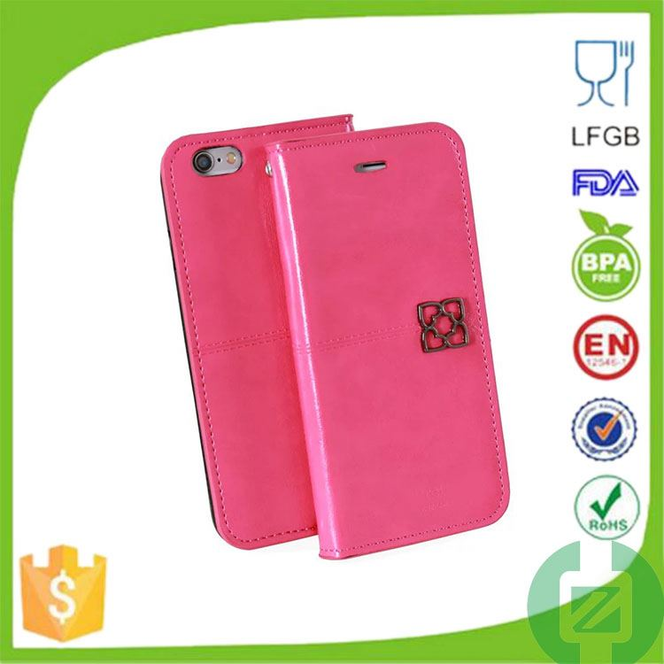 online shopping factory price leather phone ccover
