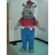 HI Special designs plush mascot costumes animal costume