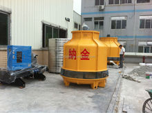 round shape 150T cooling tower/fiberglass cooler