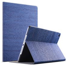 2018Whole China New Arrival Case Slim tree texture leather case for apple ipad air For iPad 5