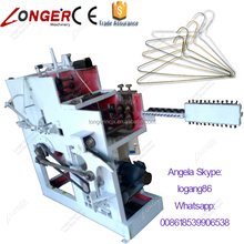High Efficiency Automatic Wire Clothes Hanger Making Machine