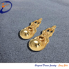 Fashion Simple Gold Pendant Design Men