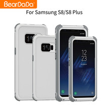 Latest Design oem waterproof case for samsung s8,waterproof case for galaxy s8