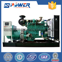 factory price export 250kw diesel generator made in japan