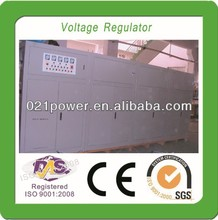 large power 3 phase avr ac compensation stabilizer 1200KVA.