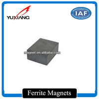 2013 Hot Sale Xiamen Yuxiang Professional Competitive Prices Strong High power block ferrite magnets