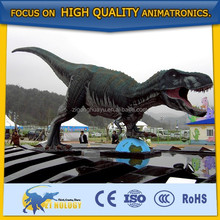 Cetnology high casting artificial dinosaur statues for garden decoration