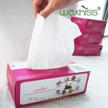 Hot sales!!non-woven draw-out type nonwoven dry facial tissue