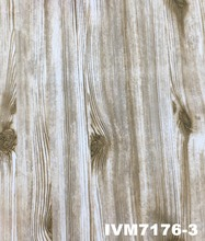 Wood hydrographic transfer film for motorcycle parts IVM7176-3