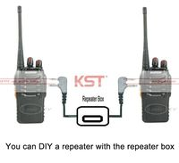 Two way Radio Repeater Box for Baofeng UV-5R A UV-5RB UV-5RC BF-888s H-777 UV-5RE Plus UV-B5 UV-B6 BF-666s UV-985 DIY Amplifier