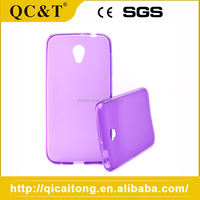 Mobile Phone Accessories Pure Color 0.3Mm Tpu Phone Case For VODEFONE Prime7 VDF600,free sample phone case