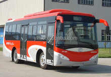 city bus EQ6810HHG3 4x2 Dongfeng 25 seats 8m