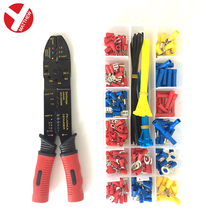 200pcs Wire end Terminals with Wire Stripper