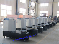 Automatic airport luggage/baggage wrapping machine for South America