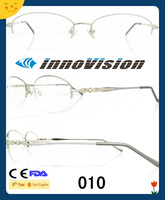 2014 Fashion Ladies Design Glasses Metal Optical Frame