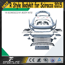 PP R Style Car Body Kit for VW Scirocco Standard 2015