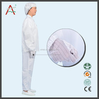 anti-static protective clothing that come from China supplier
