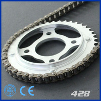 China Motorcycle chain and sprocket kits