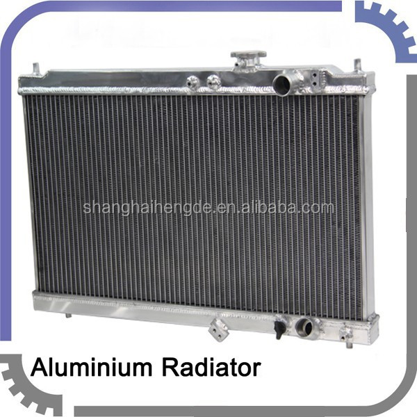 high Performance FOR HONDA INTEGRA DC2 ACCORD PRELUDE 1994-2001 aluminum radiator